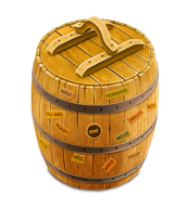 Cask of honey