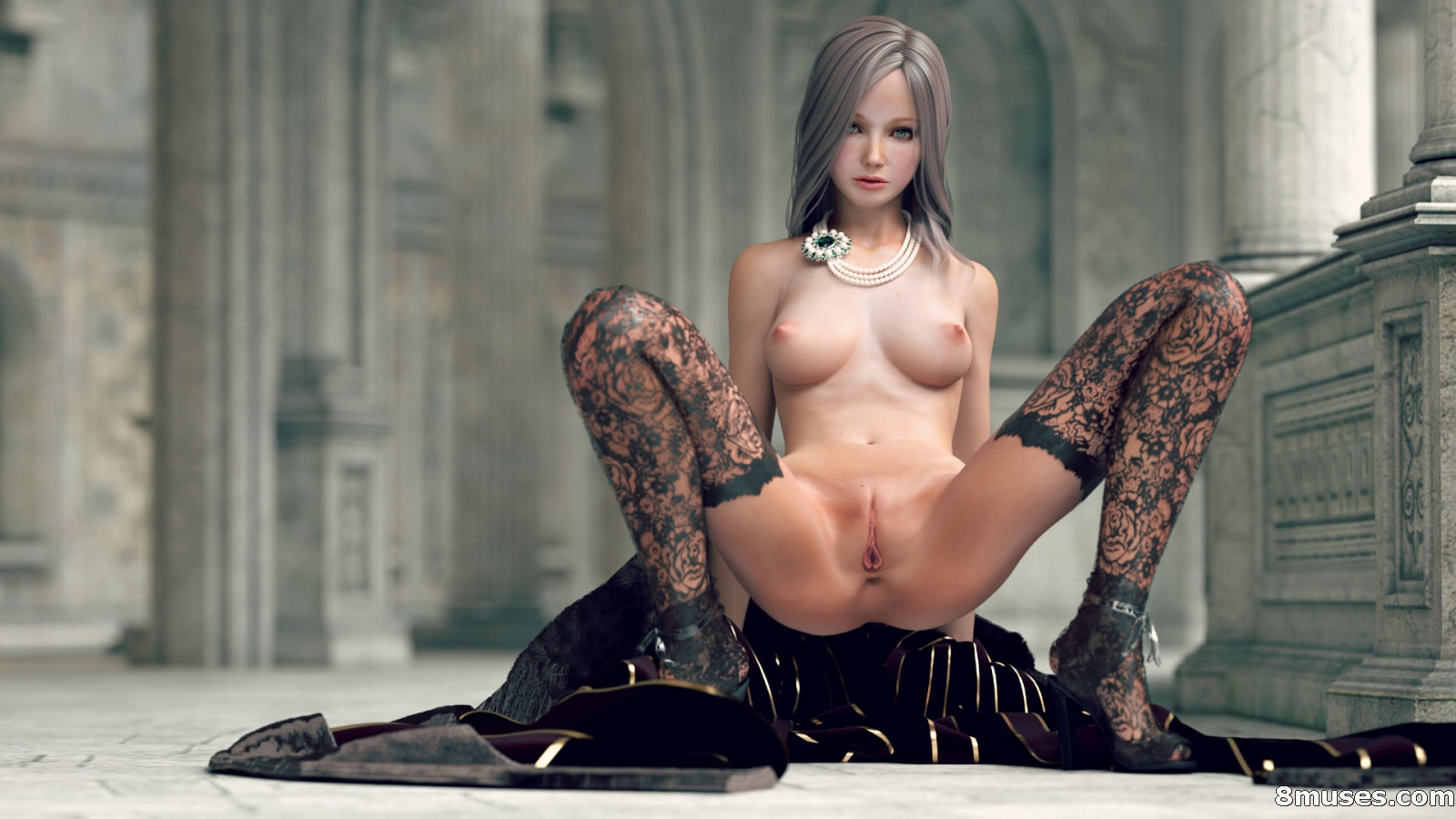 Fantasy 3dgirl nude pron video